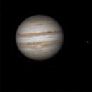 Jupiter 14 septembre 2011,                                papatilleul