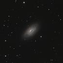 Black Eye Galaxy,                                Eric Cauble