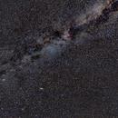 Milky Way with Cassiopea, Cepheus, Cygnus, Andromeda and Pegasus,                                Cyril NOGER