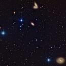 NGC 4564/ 67 and 68,                                Claudio Tenreiro