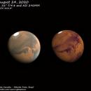 Mars - August 24, 2020,                                Fábio