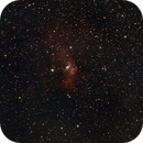 The Bubble Nebulae & M 52 with DSLR - RGB,                                Dieter333