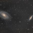 M81 e M82,                                Maurizio Fortini
