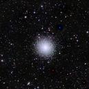 M13 NGC6205 Hercules Globula Cluster,                                Alastairmk
