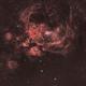 NGC 6357,                                Danilo Caldini