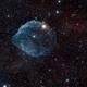 Sharpless 308 - Dolphin Nebula,                                Sergio Scauso