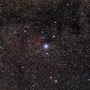 Region around γ Cassiopeia,                                AC1000