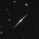 NGC 4565,                                Bruno Monteleone
