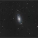 M63 Sunflower Galaxy,                                Damien ROLLET