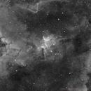 In the heart of the Heart Nebula (IC1805),                                Roberto Marinoni