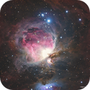 M42 The Orion Nebula in HaLRGB,                                Francesco di Biase