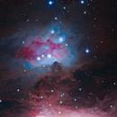 NGC 1977 - Running Man Nebula,                                Renan