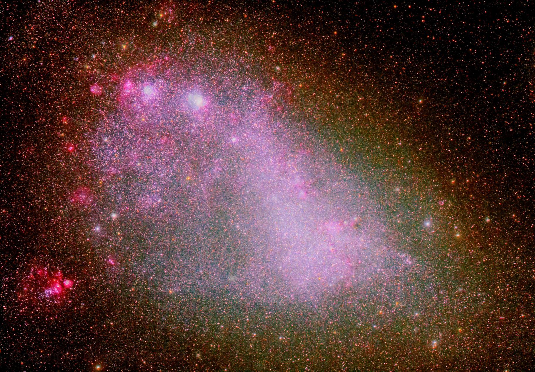 NGC 292 (The Small Magellanic Cloud),                                Nikola Nikolov