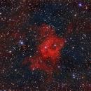 Sh2 280 H-Alpha RGB,                                jerryyyyy