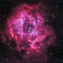 Rosette Nebula,                                Yabu Gaillé