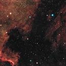 NGC 7000 - Nébuleuse North America,                                Sagittarius_a