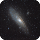 The Andromeda Galaxy ,                                TheCharmingQuark