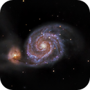 M51,                                Davide Alboresi L...