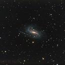 NGC 925,                                Komet