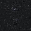 NGC 884 & NGC 869,                                manu33