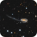 ARP188 Tadpole Galaxy,                                Jerry Macon
