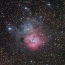 M20 Trifid Nebula,                                Ryan Betts