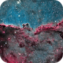 Angry Dragons— NGC 6188,                                Russ Carpenter