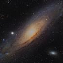 M31 - Andromeda Galaxy,                                Thomas Westphal