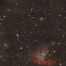 "NGC 281 ""Pacman-Nebula,                                peterfritzenwallner"