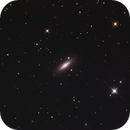 Spindle Galaxy (M102 or NGC 5866),                                dswtan