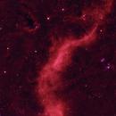 Orion Impression in HOO RGB  - Casper (M 78) & The Boogie Man (LDN 1622) and Barnard's Loop (Sh2-276),                                G400