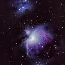 M42 Orion Nebula,                                StarSeeker