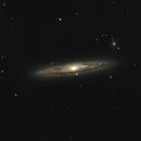 NGC 4216,                                Ron Kramer