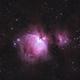 Orion Nebula, M42,                                mihai