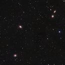 Galaxies in Leo (M95 M96 M105) Takahashi Collimation Testing,                                jerryyyyy