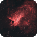 M17 with OSC and L-Enhance for Oiii and Ha,                                Craig Shine