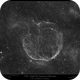 CTB 1 (Abell 85) Supernova Remnant in Ha,                                Mike Oates