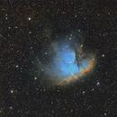 NGC281 Pacman Nebula 2019,                                Bob Stevenson