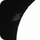 Large prominence 2 April 2016,                                Andy Devey