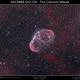 NGC6888 SH2-105 - The Crescent Nebula,                                Brice Blanc