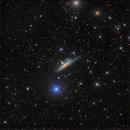 NGC1532 Galaxy,                                MoonPrince