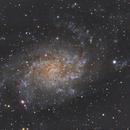 M33,                                Armel FAUVEAU
