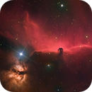 HaRGB - B33 - Horsehead Nebula,                                  Min Xie