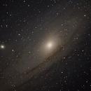 М31 The Andromeda Nebula,                                TheDog