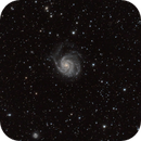 M101 and some friends,                                Andreas Zeinert