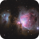 M42 - Lucky Imaging Test,                                Robert Eder