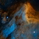 The Pelican Nebula,                                Jacek Bobowik