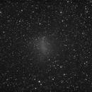 Barnard's galaxy luminance,                                Rino