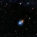NGC 1333 reflexion nebula in Perseus,                                Bernhard Zimmermann