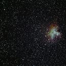 Eagle Nebula,                                Tim Scott